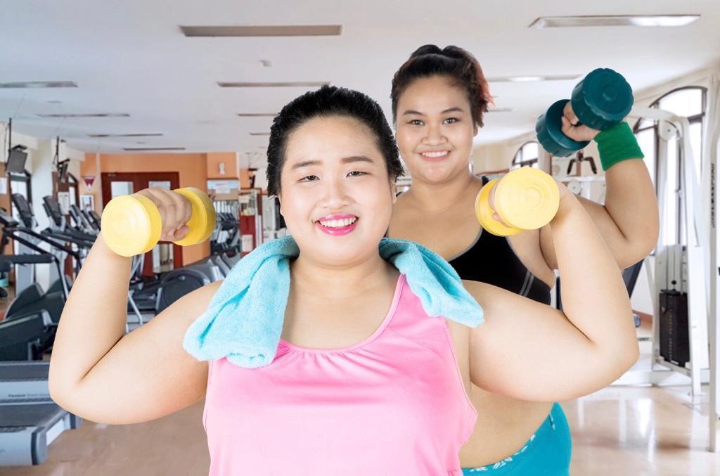 Benefícios do Treinamento de Força para Adolescentes Obesos