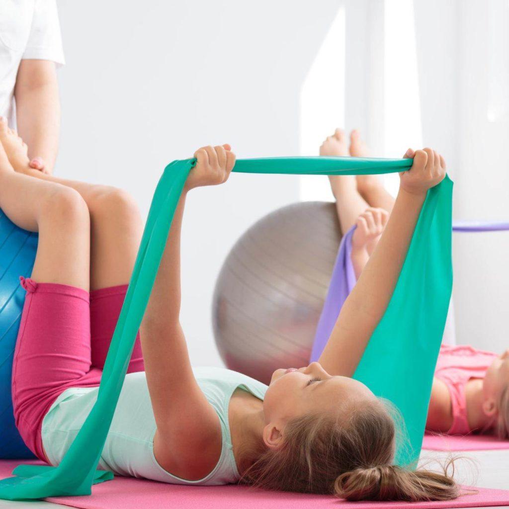 Crianças e Adolescentes Recomendações Para Prescrição do Treinamento de Força