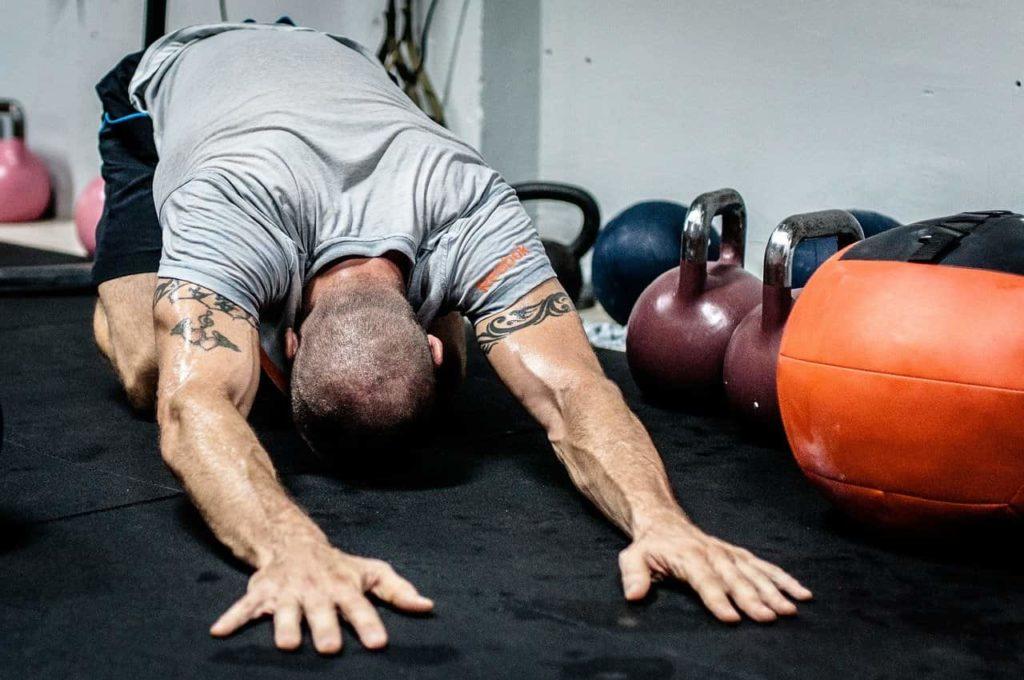 Força vs. Flexibilidade Treinamento concorrente ou combinado