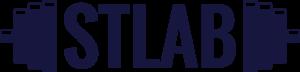 logo ORIGINAL stlab PNG sem texto blue
