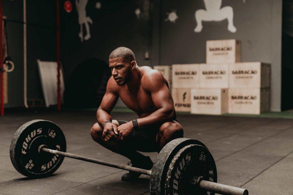 ordem dos exercícos na musculação